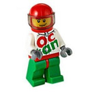 LEGO 4x4 Off Roader Driver Minifigure