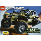 LEGO 4x4 Off-Roader Set 8466