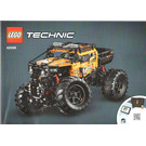 LEGO 4x4 X-Treme Off-Roader Set 42099 Instructions