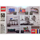 LEGO 50 Years on Track Set 4002016