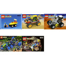 LEGO 6 in 1 Action Pack Set (Wal-Mart Exclusive) 4288478676-1