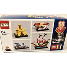 LEGO 60 Years of the Brick Set 40290 Packaging