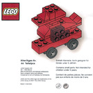 LEGO 75th Anniversary Duck on Wheels Set DUCK75