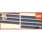 LEGO 8 Straight 12V Conducting Rails Set 750-1
