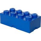 LEGO 8 stud Blue Storage Brick (5001266)