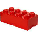 LEGO 8 stud Red Storage Brick (5000463)