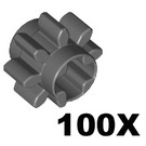 LEGO 8 Tooth Spur Gear (100) Set 970620