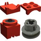 LEGO 9V Micromotor Set 9849