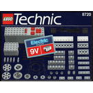 LEGO 9V Motor Set  8720