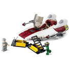LEGO A-wing Fighter Set 6207
