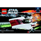 LEGO A-wing Fighter Set 6207 Instructions