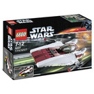 LEGO A-wing Fighter Set 6207 Packaging