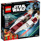 LEGO A-wing Starfighter Set 75175 Packaging