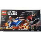 LEGO A-Wing vs. TIE Silencer Microfighters Set 75196 Packaging