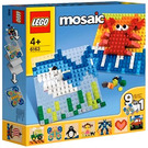 LEGO A World of Mosaic Set 6163 Packaging