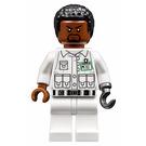 LEGO Aaron Cash Minifigure