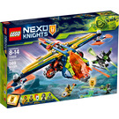 LEGO Aaron's X-bow Set 72005 Packaging