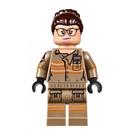 LEGO Abby Yates Minifigure