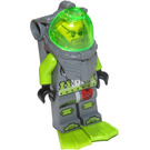 LEGO Ace Speedman Diver Minifigure