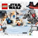 LEGO Action Battle Echo Base Defence Set 75241 Instructions