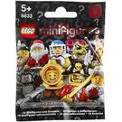 LEGO Actor Set 8833-14 Packaging