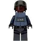 LEGO ACU Trooper with Armor and Helmet Minifigure