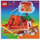 LEGO Additional Room Set 3120 Instructions