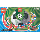 LEGO Adidas Team Transport Set 3426 Instructions