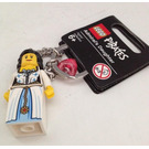 LEGO Admiral's Daughter keychain (852711)