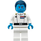 LEGO Admiral Thrawn Minifigure