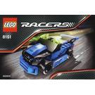 LEGO Adrift Sport Set 8151