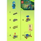 LEGO ADU Walker Set 30140 Instructions