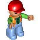 LEGO Adult Figure 12 Duplo Figure