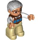 LEGO Adult Figure 14 Duplo Figure