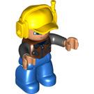 LEGO Adult Figure 5 Duplo Figure
