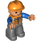 LEGO Adult Figure 7 Duplo Figure