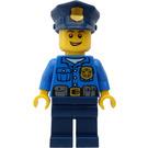 LEGO Advent Calendar Cop 2 Minifigure