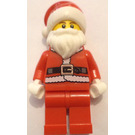 LEGO Advent Calendar Santa Minifigure