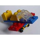 LEGO Advent Calendar Set 1298-1 Subset Day 1 - Airplane