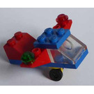 LEGO Advent Calendar Set 1298-1 Subset Day 12 - Airplane