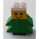 LEGO Advent Calendar Set 1298-1 Subset Day 15 - Green Elf