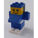LEGO Advent Calendar Set 1298-1 Subset Day 18 - Blue Elf