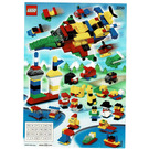 LEGO Advent Calendar Set 2250-1 Instructions
