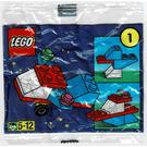LEGO Advent Calendar Set 2250-1 Subset Day 1 - Plane