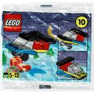 LEGO Advent Calendar Set 2250-1 Subset Day 10 - Plane