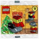 LEGO Advent Calendar Set 2250-1 Subset Day 11 - Elf