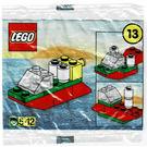 LEGO Advent Calendar Set 2250-1 Subset Day 13 - Boat
