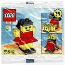 LEGO Advent Calendar Set 2250-1 Subset Day 15 - Girl