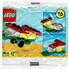 LEGO Advent Calendar Set 2250-1 Subset Day 16 - Plane