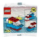 LEGO Advent Calendar Set 2250-1 Subset Day 18 - Hovercraft